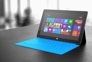 Microsoft surface review by anandtech